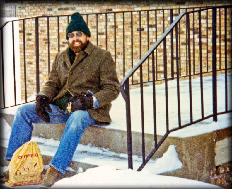 John, Lake Superior, 1982